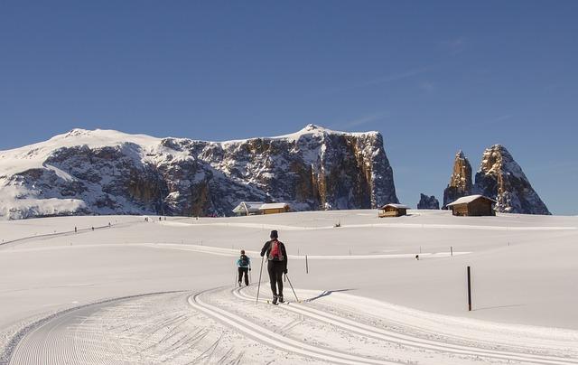 na narty w dolomity