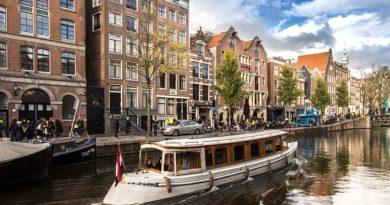 weekend w Amsterdamie